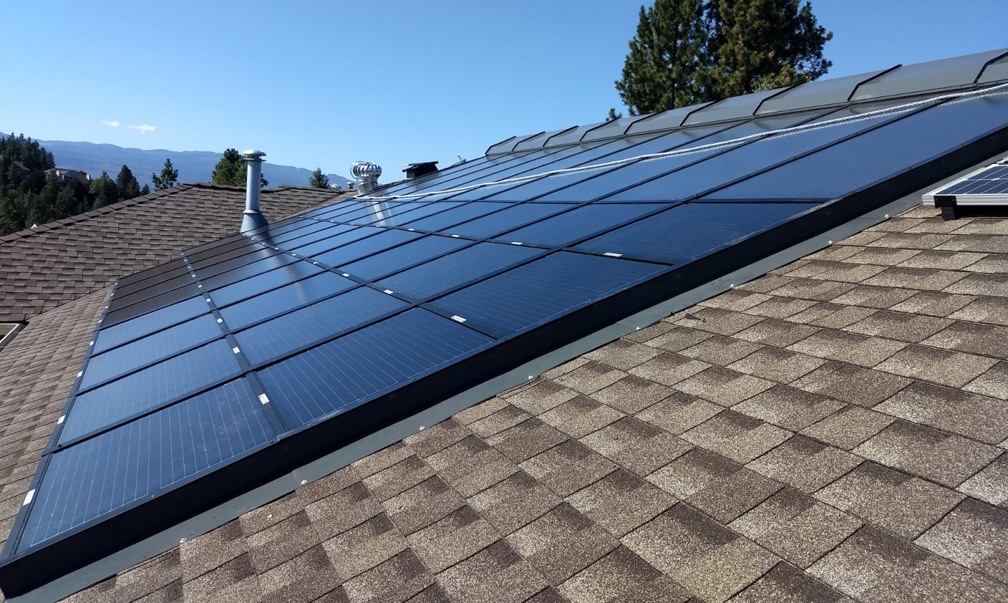 CRE Green creates the rare opportunity for you to use the SUN to heat/cool & power your home!